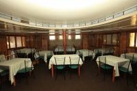 Ресторан на главной палубе Теплоход «Святая Русь»
