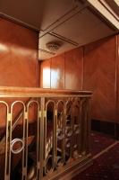 Коридор шлюпочной палубы Теплоход «Святая Русь»